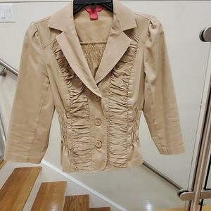 Sunny Leigh women's jacket. Size S